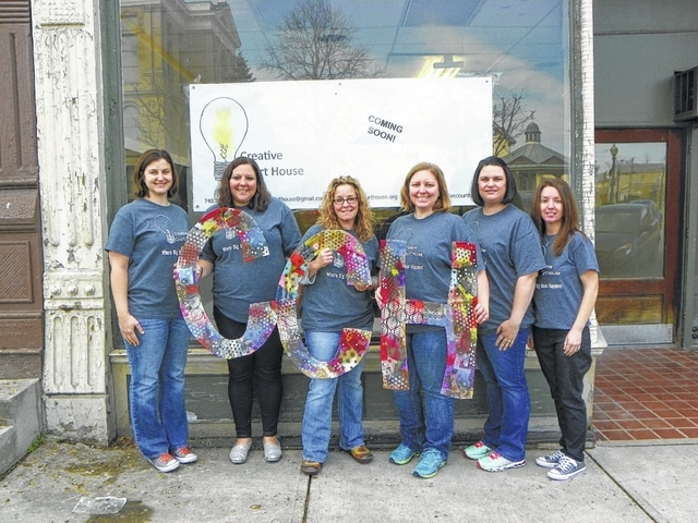 Creative Court House has found a home for its operations - a downtown Washington Court House location will serve as the center for most of the organization's programs. The non-profit organization is an initiative by locals to bring the arts to Washington C.H. by offering various instructional and entertaining classes to the community. The new location is at 143 N. Main St., a spot CCH President Mandy Miller says is just perfect for what they hope to bring to the community.