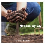 March 2016 – National Ag Day