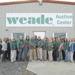 Weade Realtors open new auction center