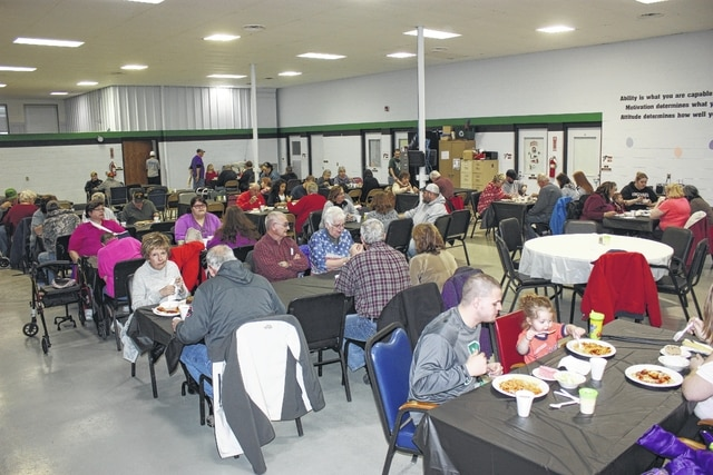 Many funds were raised for the Special Olympics program on March 4 at the fifth-annual Dwight Turner Memorial Spaghetti Dinner.