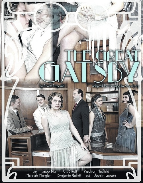 """Southern State Community College Theatre will present """"The Great Gatsby"""" from April 1-3."""