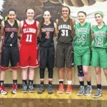 Miami Trace's Alexis Schwartz plays in District all-star game