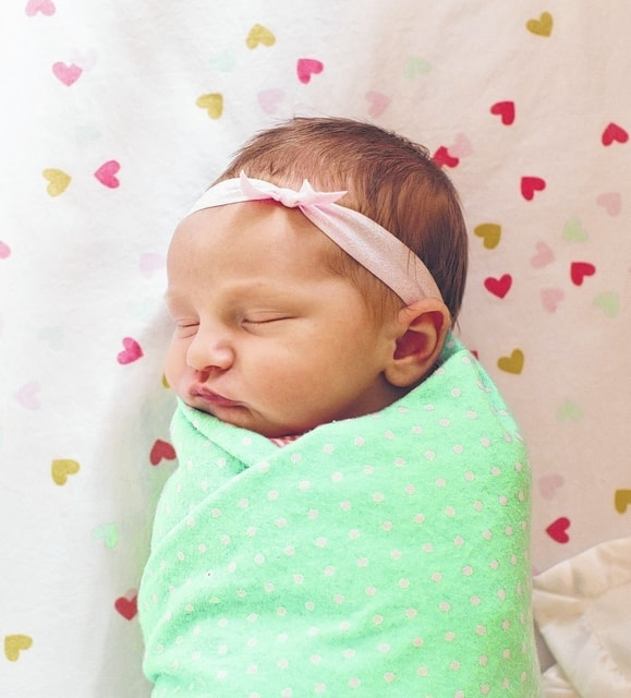 Scott and Margo Robinson proudly announce the arrival of their daughter Charlotte Monroe Robinson, who was born on Feb. 28, 2016 at Adena Regional Medical Center. Charlotte was born at 6:45 a.m., weighing seven pounds and measuring 20 and three quarter inches. Charlotte is the granddaughter of John and Suzanne Heinz and James and Gayle Robinson. The great-granddaughter of Betty Sicker, Margaret Rulon and Dick and Pat Robinson. She is also the god-daughter of Corey and Rachel Martin.
