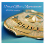 Peace Officer – May 2016