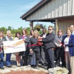 Chamber welcomes an 'awesome' member