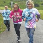 YMCA holds Color Run at reservoir