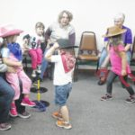 'Howdy partner': Jeff library holds Cowboy Camp