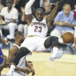 Outside shot: LeBron lifts Cavs, Cleveland to cusp of title