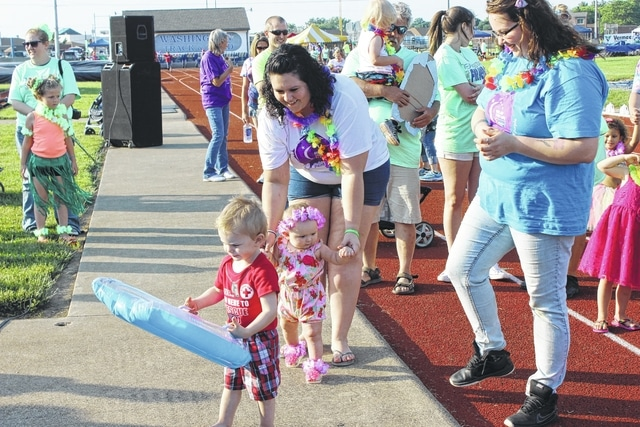 The Relay for Life of Fayette County was held overnight Friday with many residents attending the event. The funds collected will be donated to help battle cancer. See the Wednesday, June 15, edition of the Record-Herald for more coverage of the event.