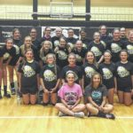 MTMS volleyball camp has large turnout