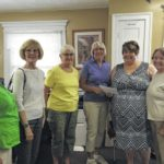 Courthouse Quilters give back