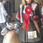 Hagler exhibitors take first in Ladies Lead