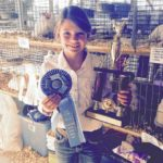 Overall showmen named in poultry shows