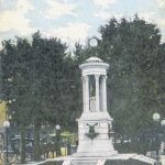 Looking Back: Morris Sharp and the Memorial Drinking Fountain