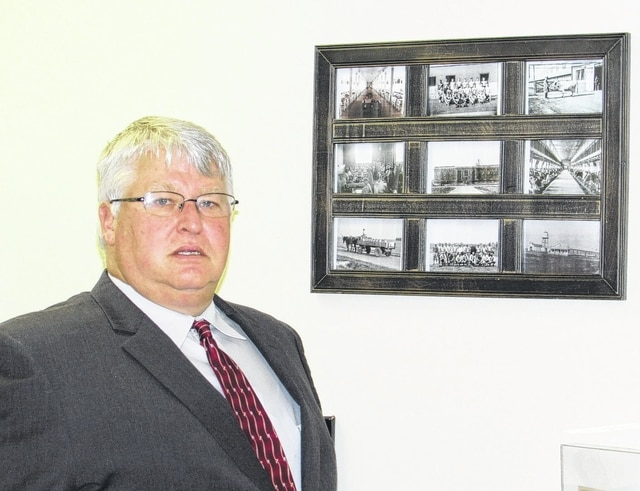 Jeff Noble was promoted to warden of London Correctional Institution July 24. He had served as deputy warden under previous warden, Terry Tibbals, who retired.