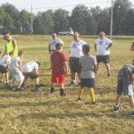 Miami Trace holds youth football camp