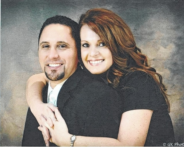 Pastors Dale and Jessica Knisley of NewBridge Church.