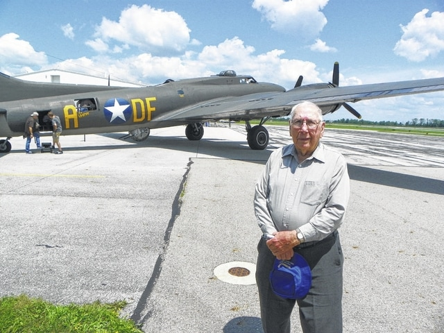 Norman Armbrust, a local World War II veteran, passed away Wednesday at the age of 96.
