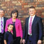 Bible Baptist welcomes The Warren Family