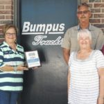 Bumpus Trucking receives award for safety