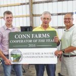 Incumbents re-elected to SWCD Board