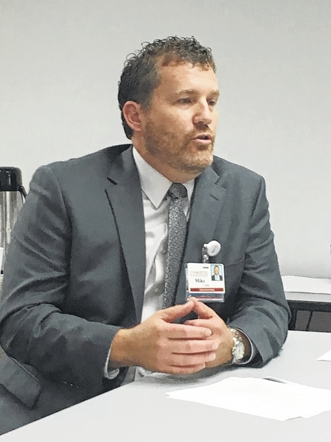 FCMH CEO Mike Diener