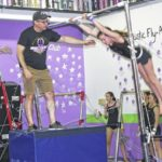 City, Trics celebrate 'Gymnastics Day'
