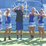 Lady Lions win their doubles tournament