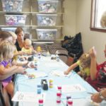 'Bubble Guppie' Party held at Jeff Library