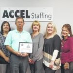 Accel Temporary Services marks 10th anniversary