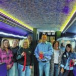 The Bus Excursions joins Chamber