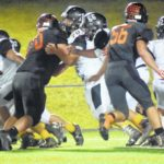 Panthers fall to Hurricane, 35-7