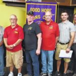 Good Hope Lions induct new members