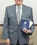 Helt honored by City Council