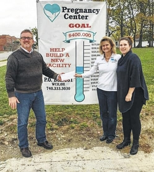 "The ""Light Up the Night for LIFE - 5K"" raised $2,870 in cash contributions benefiting the Fayette County L.I.F.E. Pregnancy Center in Washington Court House. The event was sponsored by Heritage Memorial Church."