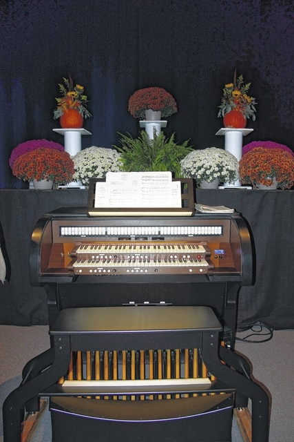 This memorial pipe organ was recently restored at the Historic Washington Middle School Auditorium. The organ was installed in the new auditorium in 1940 under the guidance of teacher and musician, Karl J. Kay.
