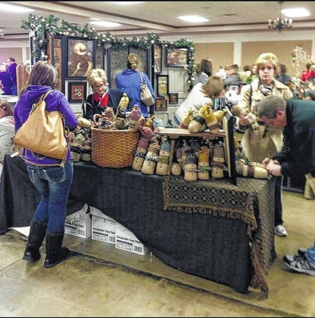 "The 25th-annual ""Show of the Season"" is coming this Saturday to the Fayette County Fairgrounds. It has become the largest gathering of crafters in the southwest Ohio area."