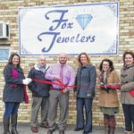 Fox Jewelers welcomed into Chamber of Commerce