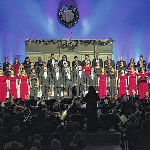 Ohio Christian University Music Department's Chorale and Orchestra will perform at Heritage Memorial Church this Sunday.