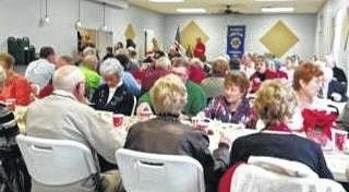 Every year, Scout Troop 67 of Jeffersonville offers a holiday lunch to all seniors in the Jeffersonville area.