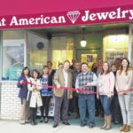 Great American Jewelry Store holds ribbon cutting