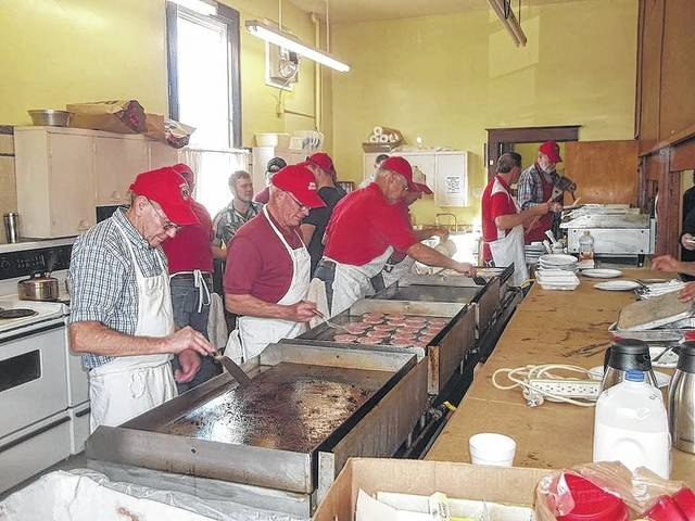 The semi-annual Good Hope Lions Pancake & Sausage Supper will be held Saturday, March 11 from 11 a.m. to 7 p.m.