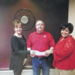 Good Hope Lions donate to Commission on Aging