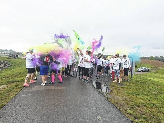 The YMCA's first Obstacle Dash will take place on Saturday, May 13, followed by the second-annual Color Run/Walk on Saturday, May 20. Both events will start at the city reservoir by the YMCA at 10 a.m.