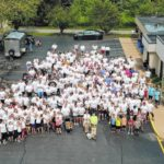 Community supports Hospice at annual hike