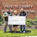 Good Hope Lions Club donates to FCMH