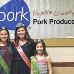 Fayette County Pork Queen crowned