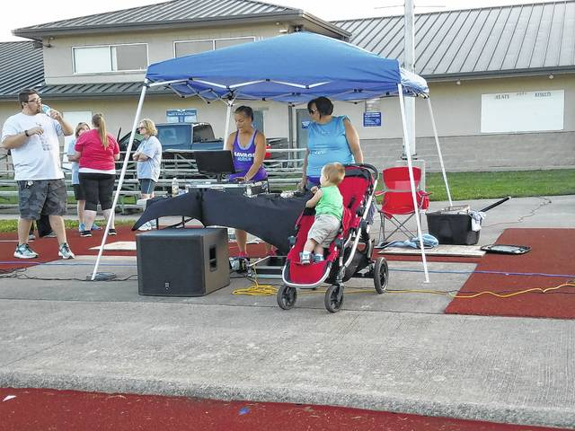 The 2017 Relay for Life was held recently to raise money for the American Cancer Society. Several area businesses and individuals gathered at the Washington Track and Field to help raise money for a cure. The announcers played music throughout the event.
