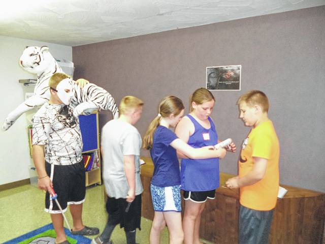 The Carnegie Public Library has been hard at work all summer long providing great summer fun. Recently Carnegie Library hosted an Escape Room adventure for middle school students.