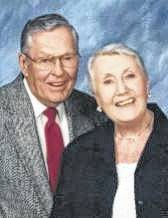 Howard and Maureen Dill